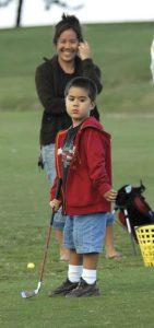 kids golf maui