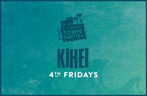 Kihei Friday Town Party in Maui