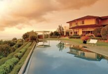 Kula Maui estate pool
