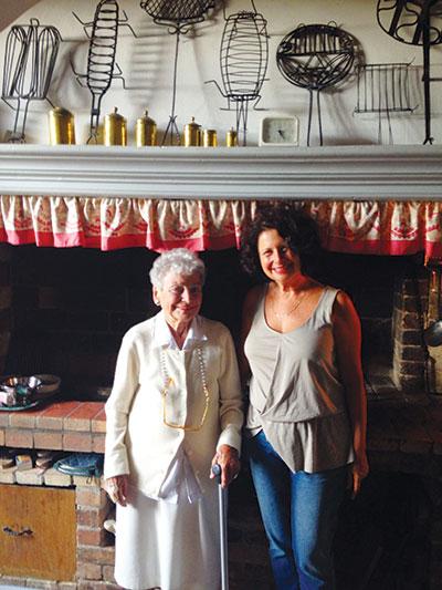 diane and lulu - Lulus Kitchen