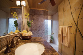 luxury baths maui