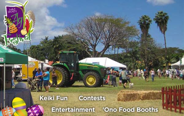 maui agricultural festival