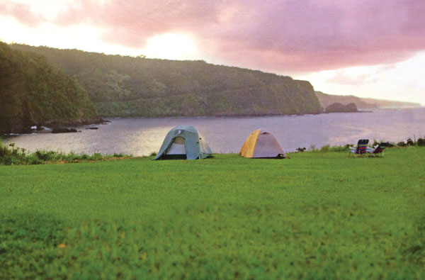 Maui Camp Keanae