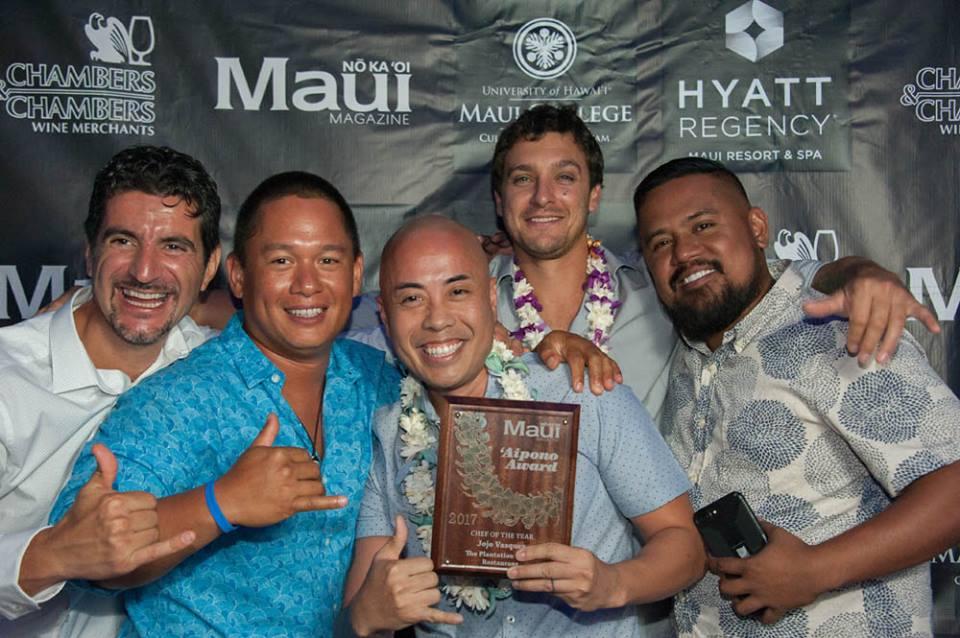 Maui chefs 2017