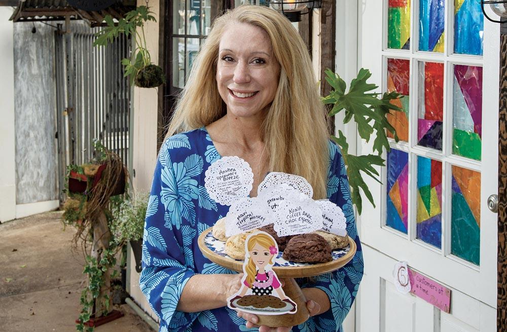 Maui Cookie Lady
