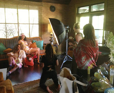 maui fashion behind the scenes