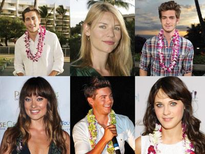 Maui Film Festival celebrities