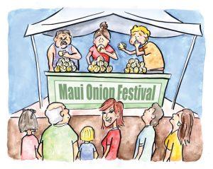 Maui onion festival