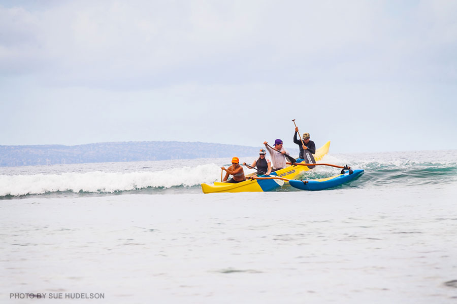 maui outrigger canoes