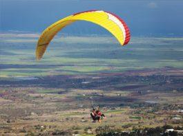 maui paragliding
