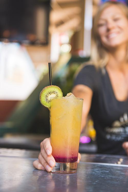 Maui Sour Cocktail