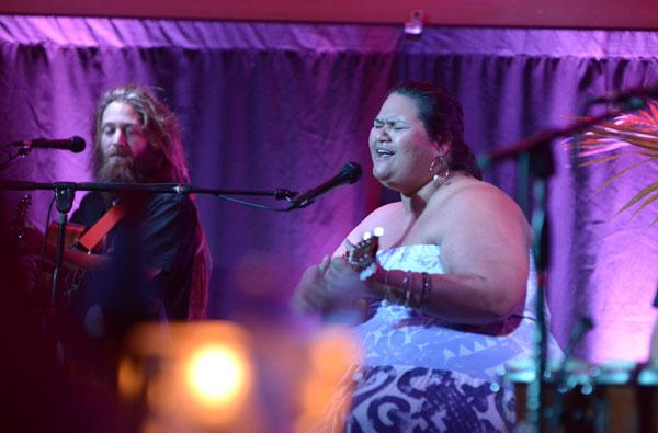 Stella Blues Supper Club on Maui