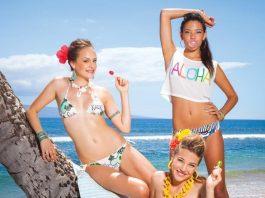 tropical swimwear maui