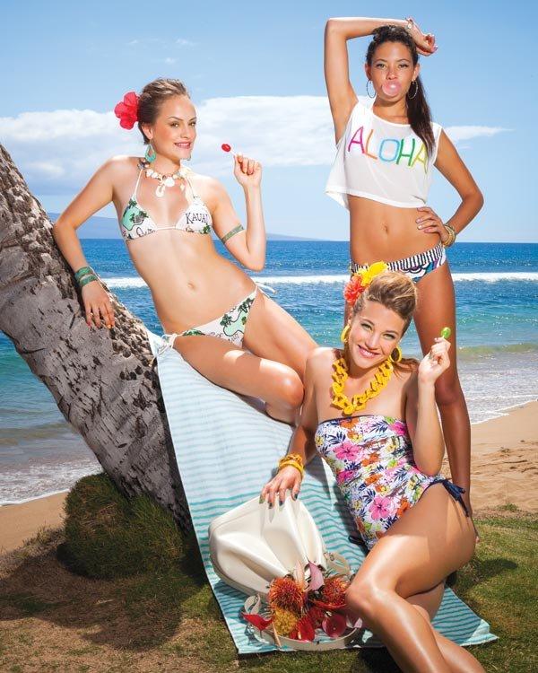 swimwear on Maui
