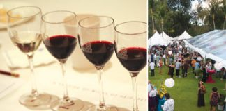 Maui wine tasting events