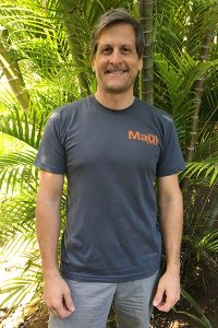 Maui t-shirt for men