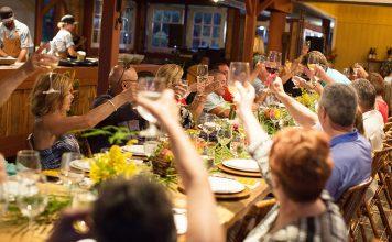 Mill House Wine Dinner
