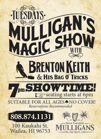 maui magic show