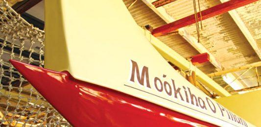 Maui voyaging canoe