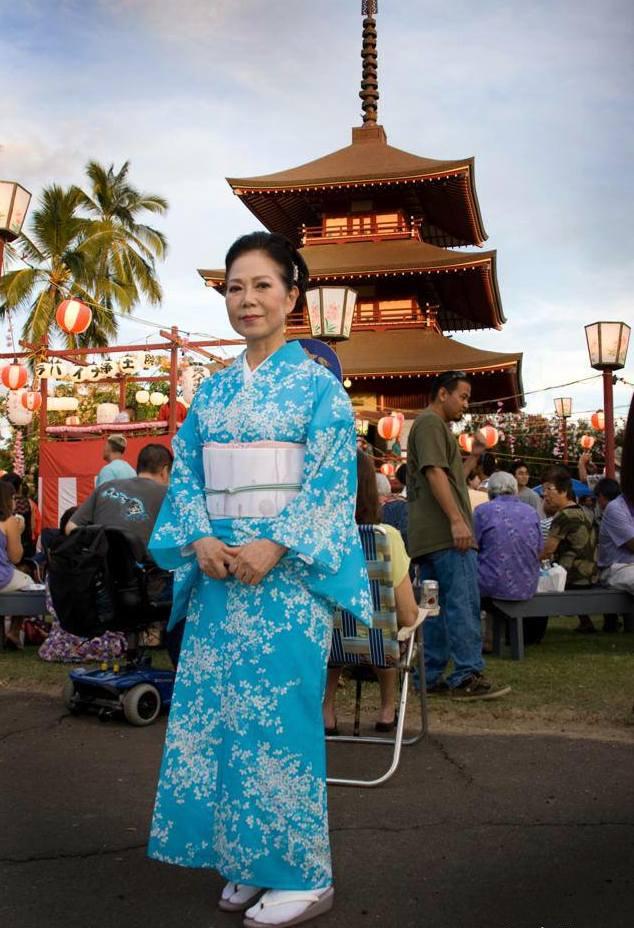 Maui obon festivals