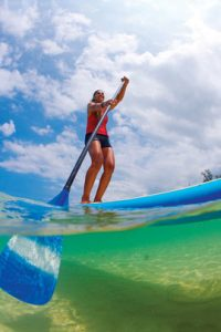 paddle-surfing-maui
