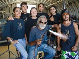 Padilla Design Team on Maui