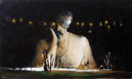 Past Midnight by Nitya Brighenti.