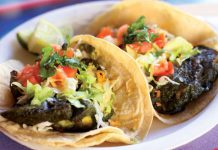pinatas fish taco