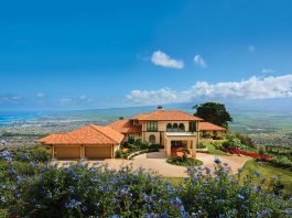 maui luxury plantation house