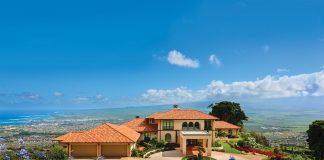 maui luxury plantation house