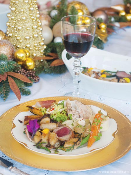 chef holiday recipes