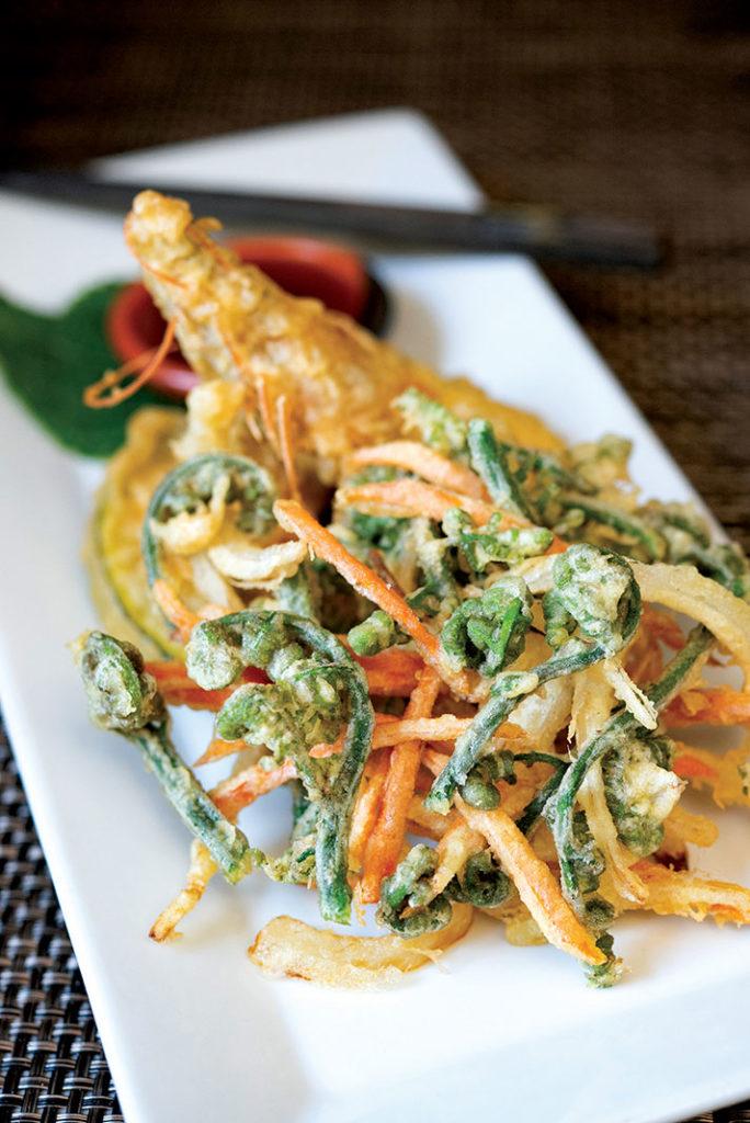pohole tempura