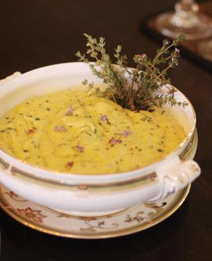 polenta recipe