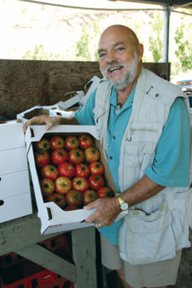 Farmer John Applegat