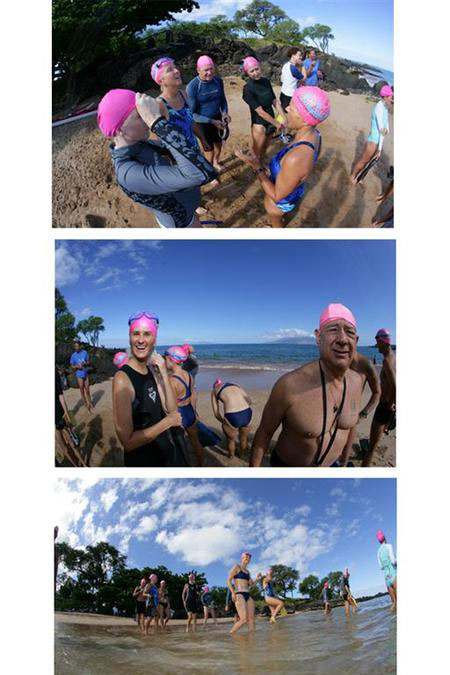 Maui Master Swimmers