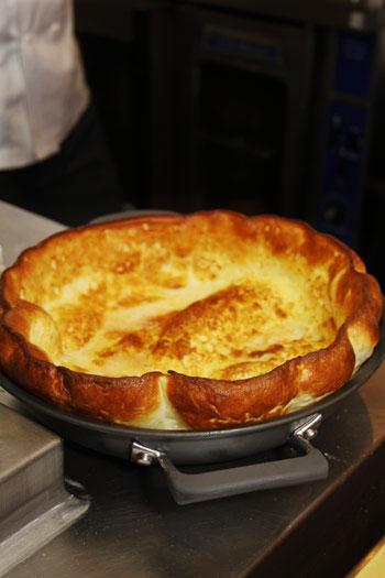 puffy pancake recipe
