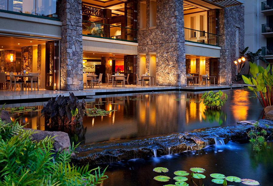 Pulehu Maui restaurant