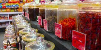 red sweet li hing mui on maui
