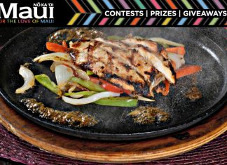 Roasted Chiles Maui Dining Contest