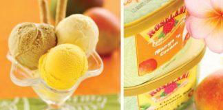Roselani Hawaii Ice cream