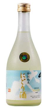 sake ohyama nigori