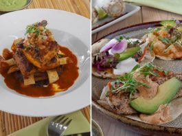 gourmet Mexican food in Maui