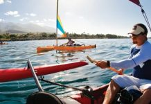 sea kayak maui