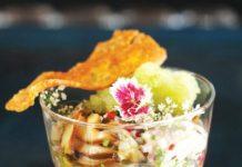 award winning seafood cocktail
