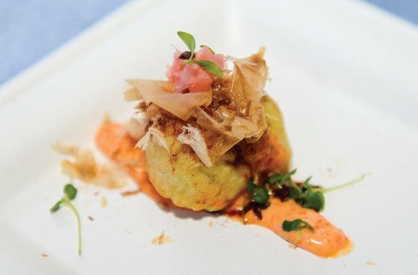 Seafood Takoyaki Recipe