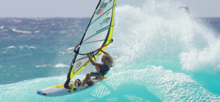 windsurfer maui