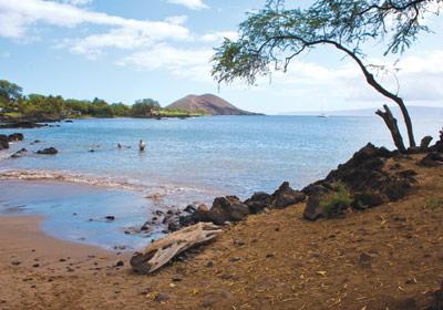 Makena Beach Maui snorkel spots