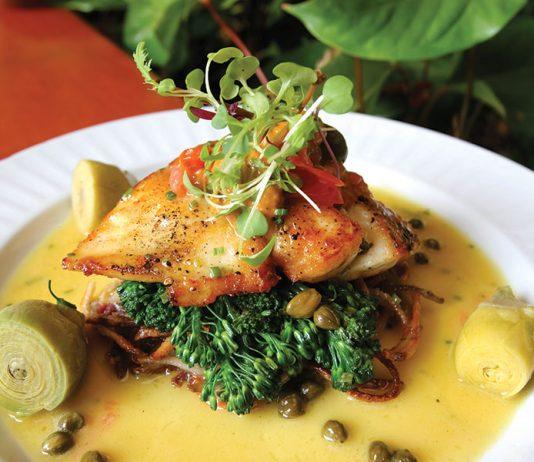 Sonz restaurant food