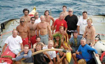 canoe crew