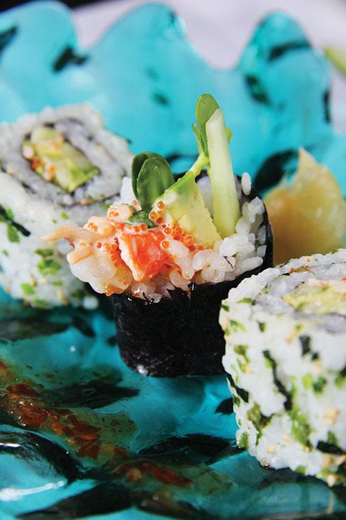 sushi chef kitchen maui